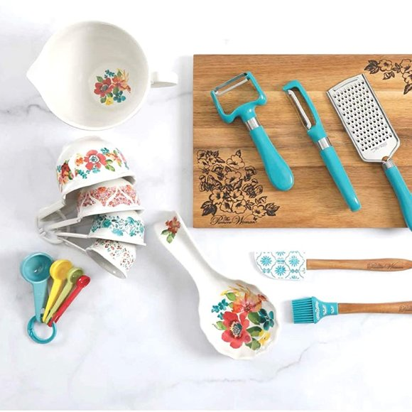 The Pioneer Woman Kitchen The Pioneer Woman Wildflower Whimsy 2piece Gadge Poshmark